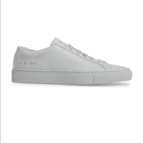 Sale Woman By Common Projects Sneakers